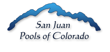 San Juan Pools of Colorado Logo